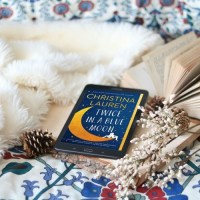 BOOK REVIEW:  Twice in a Blue Moon by Christina Lauren