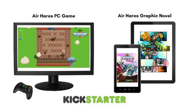 Air-Hares-Kickstarter