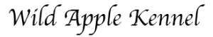 Wild Apple Kennel Logo