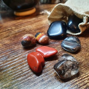 Grounding and Protection crystal set
