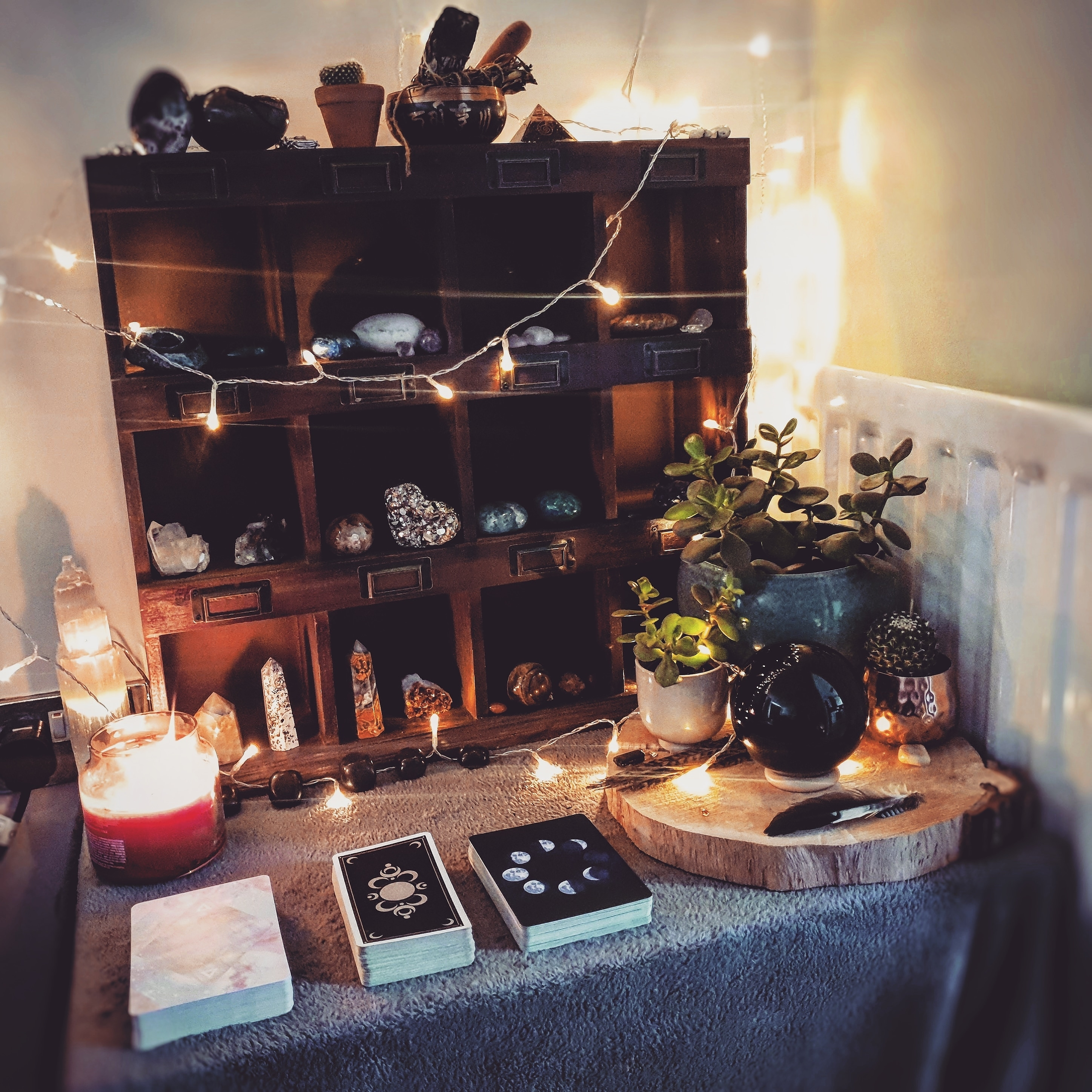 Creating a Sanctuary Space