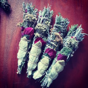 Thrive: Self Love Burning Herbs