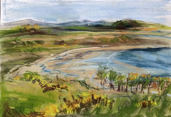 Beach_At_Bute_PleinAir