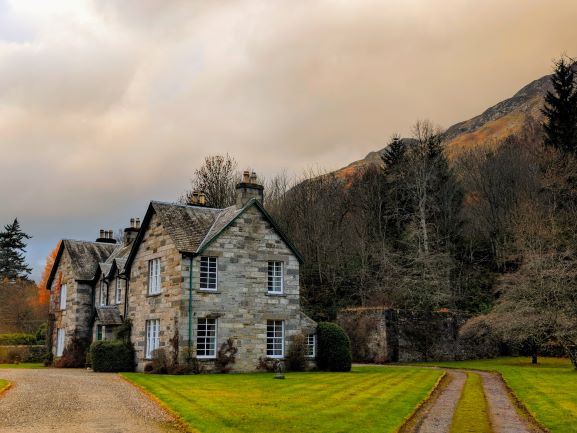 Chesthill House Glen Lyon