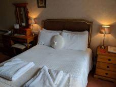Culcreuch Castle bedroom