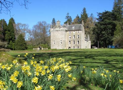 Culcreuch Castle