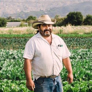 Farmer Jose of Alcantar Organics