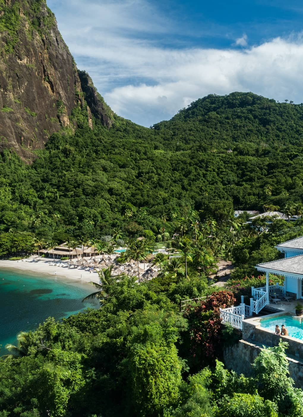 Honeymoon resorts St Lucia