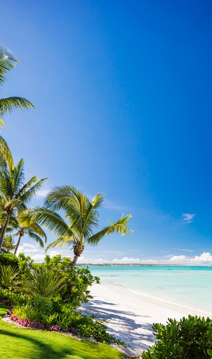 Hotels with helipad One&Only Le St Geran Mauritius