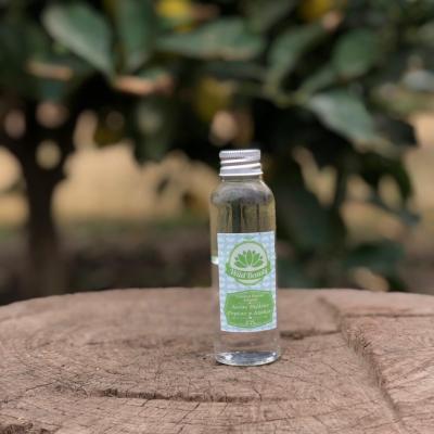Aceite Bifásico Pepino y Azahar