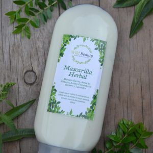 Mascarilla Herbal
