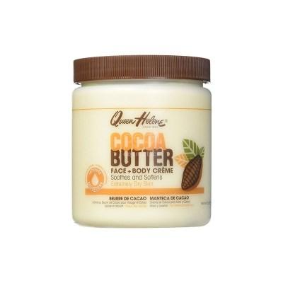 Cocoa Butter Face + Body Crème