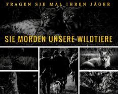 Sie morden unsere Wildtiere