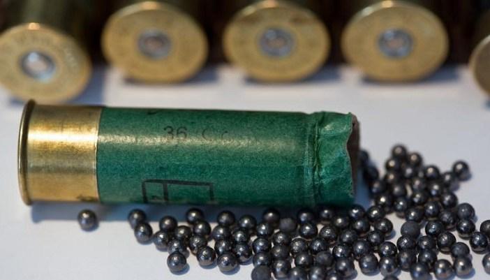 Bleimunition