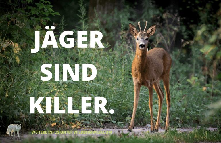 JÄGER SIND KILLER