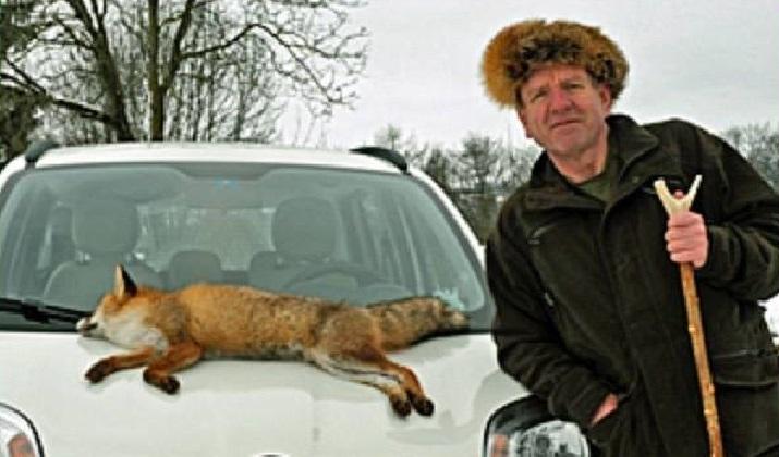 Der Hobby-Jäger Alexander Schwab