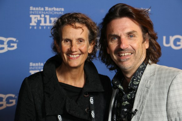 Directors Kate McIntyre Clere & Mick McIntyre -®Hopping Pictures
