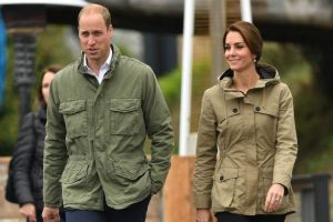 Kate Middleton und Prince William