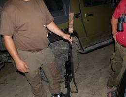 Schalldämpfer Jagdgewehr