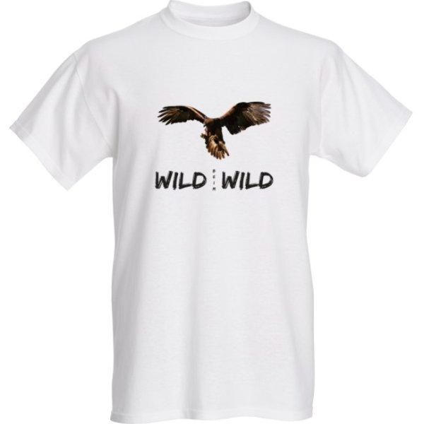 Wild beim Wild Adler T-Shirt Damen