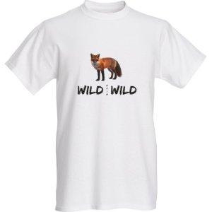Wild beim Wild Fuchs T-Shirt Damen