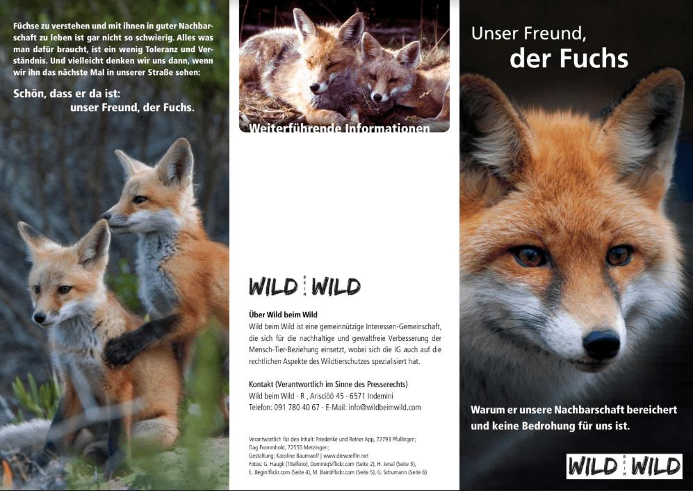 Unser Freund der Fuchs (Version Schweiz)