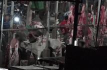 Kambodscha Rinderschlachtung