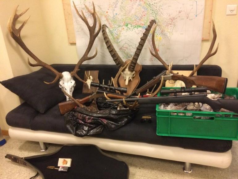 Wallis: 12 Hobby-Jäger wegen Wilderei angezeigt