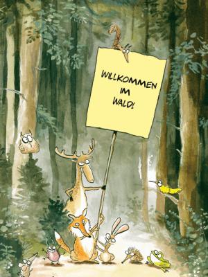 Wald-Knigge für Hobby-Jäger