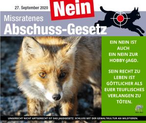 Jagdgesetz
