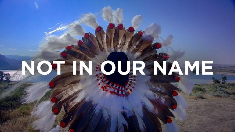 Not in Our Name Indianderstämme gegen Trophäenjagd