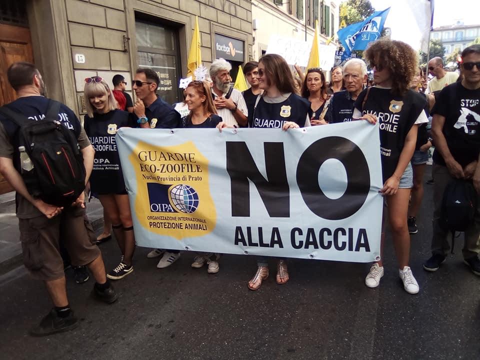 Referendum für die Abschaffung der Jagd in Italien