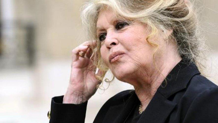 Brigitte Bardot wehrt sich für Füchse