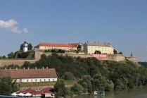 Petrovaradin Fortress by day