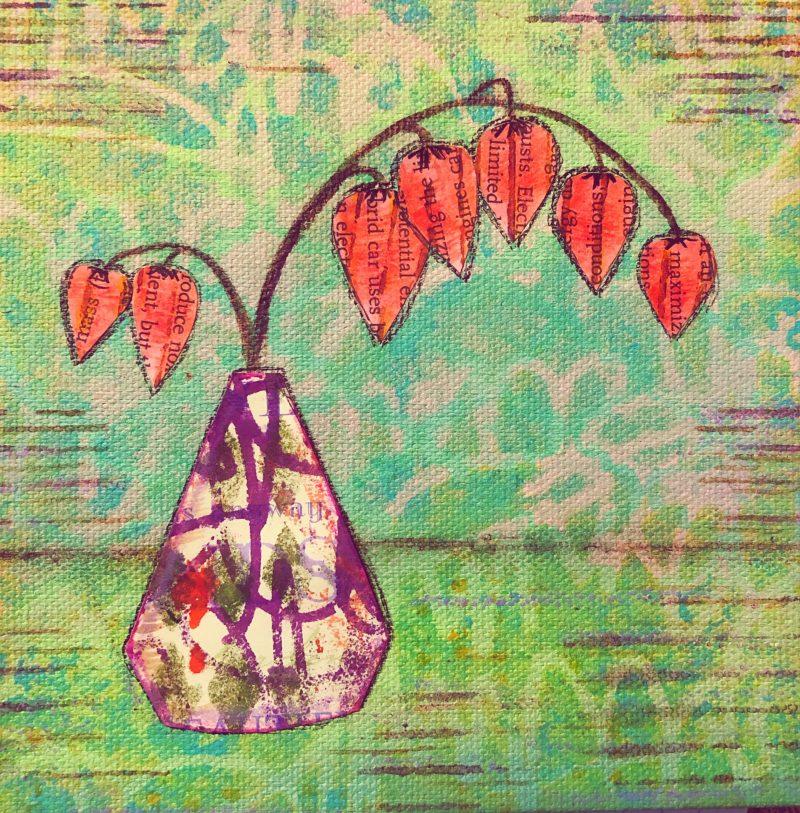 Plant - Mixed Media - Wild Bird Creative