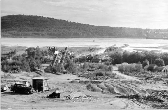 Photo of Deeks-McBride Sand and Gravel Company