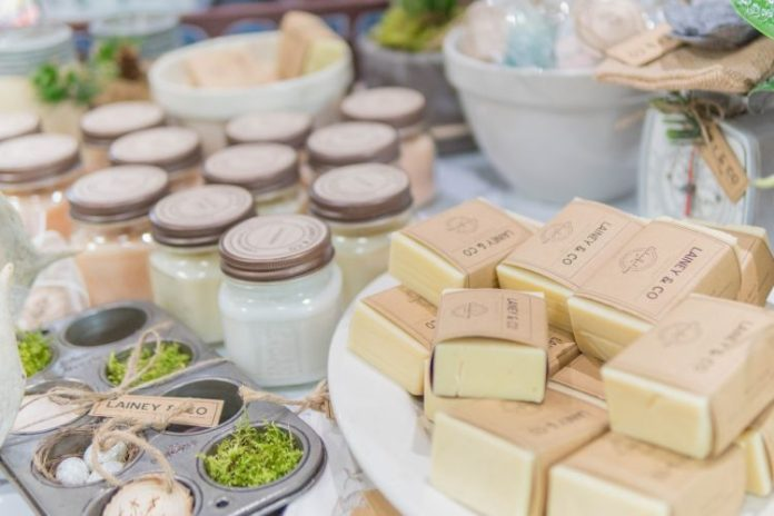 soap products to save plastic