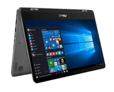 Asus Zenbook Flip, Best 2-in-1 Laptop for Graphics