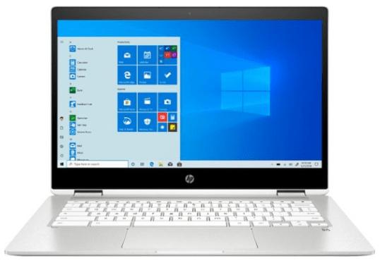 HP 2 in 1 Chromebook, best affordable Chromebooks