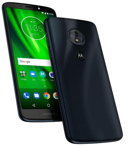 Smartphones with the best battery life, black motorola moto g6 play