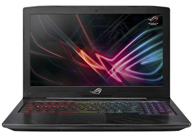 Asus gaming laptops, ROG STRIX Hero Edition GL503GE