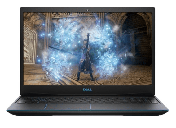 affordable gaming laptops, Dell G3 15