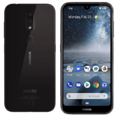 Nokia 4.2 is one of the best good and cheap smartphones because of the retail price.