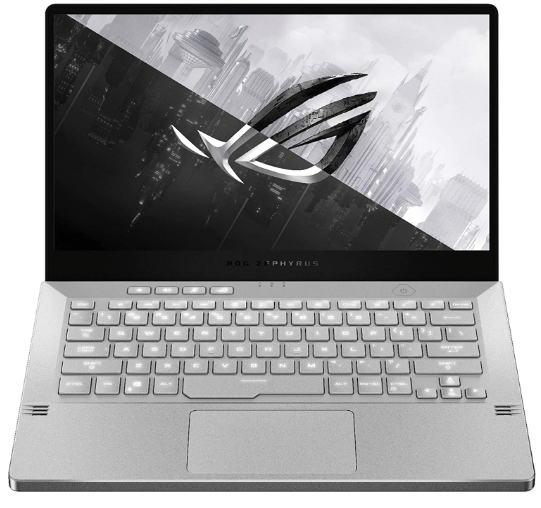 Asus Zephyrus G14 Review of the keyboard, touchpad and other features.