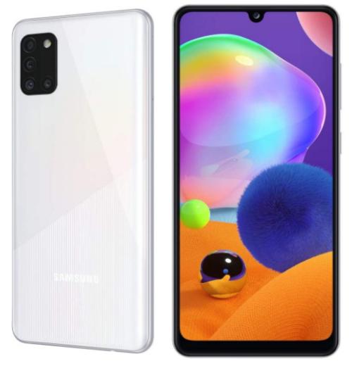 Cheap Samsung Galaxy Smartphone, the A31