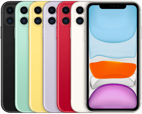 Great choice of colors, Apple iPhone 11 review