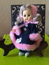 This Vogue doll sells for $350 on eBay!