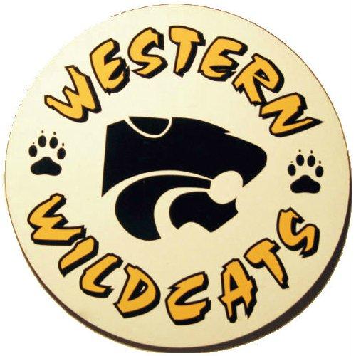 Western Wildcats Magnet