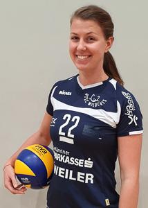 Trainerin Samira Mauch