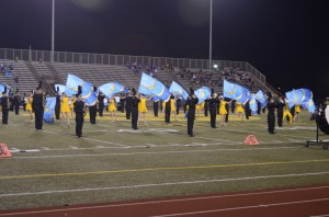 TheFlags are bringing out the show!